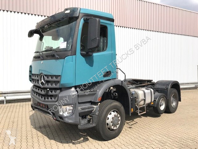 Used Mercedes Arocs Standard Tractor Unit 2043 As 4x4 2043 As 4x4