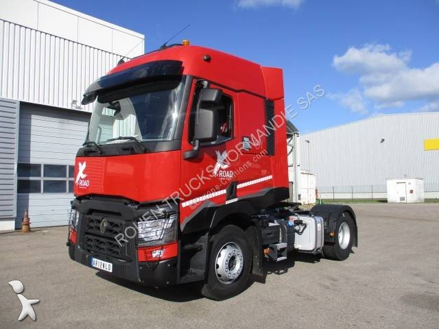 tracteur renault standard gamme t 460 x road 4x2 gazoil