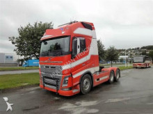 trekker Volvo FH750