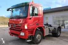 tractor Mercedes