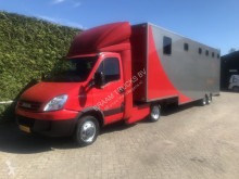 Iveco horse tractor-trailer