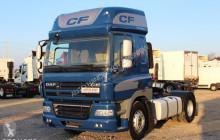 DAF CF 85.410 / 550 000 TYS KM / NISKA WAGA / **SERWIS**/ SUPER STAN / tractor unit