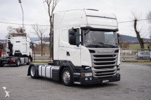 Scania R 450 / EURO 6 / LOW DECK / RETARDER / MEGA tractor unit