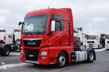 tracteur MAN TGX / 18.520 / EURO 6 / RETARDER / XXL