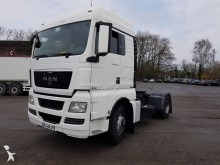 MAN driving school tractor unit