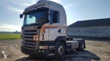 cabeza tractora productos peligrosos / ADR Scania