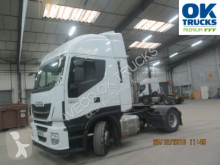 tracteur Iveco Stralis AS440S46T/P (Euro6 Klima Luftfed. ZV)