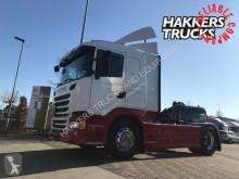 cap tractor transport periculos / Adr Scania