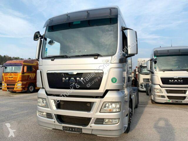 Voir les photos Tracteur MAN > 4X < TGX 18.480 XXL EEV /STANDKLIMA/HYDRAULIK