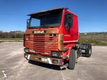trekker Scania R 143