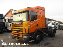 Scania 114 340 manual tractor unit