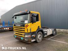 Scania P 124 tractor unit