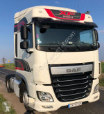 cabeza tractora DAF XF 105 460, Steel/Air,Automat,Salon Polska,New Tires,Very clean