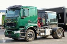 Renault PREMIUM LANDER 460 DXI /LOW CAB/ TIPPER HYDRAULI tractor unit