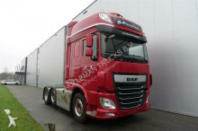 DAF XF510 6X2 PUSHER WITH STEERING AXLE EURO 6 SPECI tractor unit