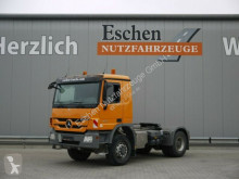 Mercedes 2041 AS 4x4, Kipphydr., Klima, Bl/Lu tractor unit