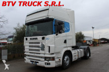 tracteur Scania 164 480 TRATT. STRADALE CON IMPIANTO RIBALTABILE