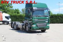 trattore DAF CF CF 85 460 MOTRICE 3 ASSI A TELAIO