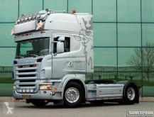 trekker Scania R500 V8 TOPLINE ANALOGE TACHO HOLLAND TRUCK