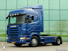 trekker Scania R 420 HIGNLINE EURO 4 RETARDER HOLLAND TRUCK
