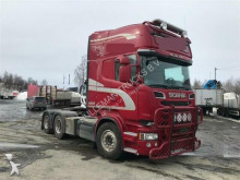 Scania R520 - SOON EXPECTED - V8 6X4 TOPLINE RETARDER E tractor unit