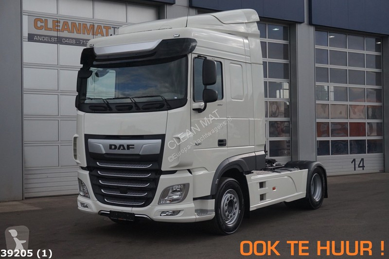 Used DAF XF standard tractor unit 480 4x2 Diesel Euro 6 - n°3185912