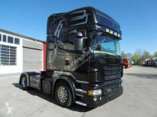 Scania R730 V8 Topline Euro 5 EEV Alufelgen Standard tractor unit