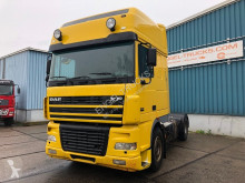 tracteur DAF FTXF95-430 SSC (MANUAL GEARBOX / ZF-INTARDER / HYDRAULIC KIT / AIRCONDITIONING)