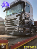 Scania R 490 Sattelzugmaschine