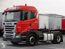 ciągnik siodłowy Scania R 420/RETARDER / TIPPER HYDRAULIC /MANUAL/EURO 5