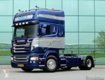 ciągnik siodłowy Scania R500 V8 EURO 4 ADR VLG PTO RETARDER MANUAL GB