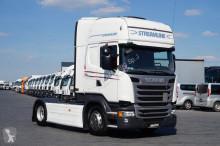 cabeza tractora Scania R - 410 / SC / EUO 6 / ETADE / BAKI 1400 L