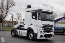 trattore nc MERCEDES-BENZ - ACTROS / 1845 / MP 4 / E 6 / GIGA SPACE BAKI 1300