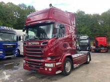 Scania R520 Topline- RETARDER- Leder- Xenon- ALU Sattelzugmaschine