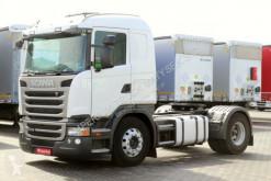 ciągnik siodłowy Scania G 410/EURO 6/ RETARDER / MANUAL -6 /