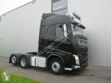 ciągnik siodłowy Volvo FH500 GLOBETROTTER 6X2 MANUAL EURO 6