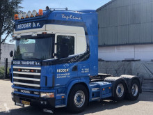 Scania 124 - 420PK - 6X2/4 - MANUAL - SHOW TRUCK - NL APK tractor unit