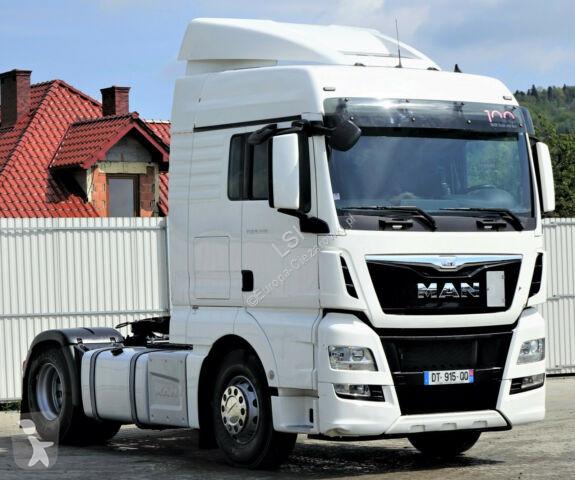 Ciągnik siodłowy MAN TGX 18.440 Sattelzugmaschine 4x2 Topzustand!