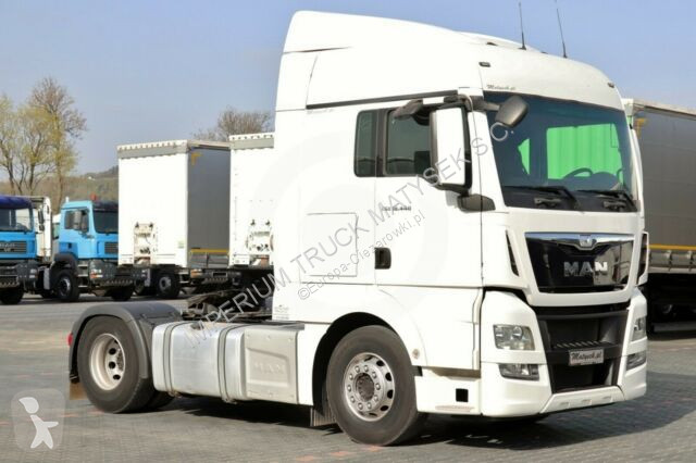 Ciągnik siodłowy MAN TGX 18.440/ XLX / EURO 6 /