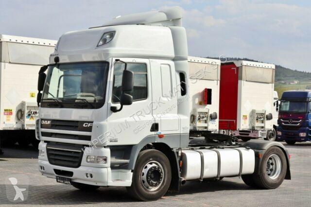 Ciągnik siodłowy DAF CF 85.460 / GLOB /RETARDER / EURO 5 ATE