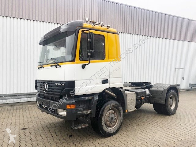 View images Mercedes 2040 AS 4x4  2040 AS 4x4, Hydraulik tractor unit