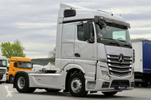 trattore Mercedes ACTROS 1845 / MP4 / EURO 6 / METALIC/ TIRES 90%