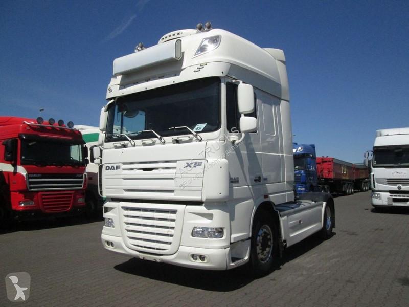 Used DAF standard tractor unit 105 510 Super Spacecab Manual Gearbox 4x2  Diesel Euro 5 - n°3227285