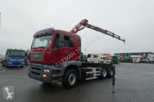 MAN TGA28.310 6X2 CRANE/KRAN HMF 1220 K4 MANUAL EURO tractor unit