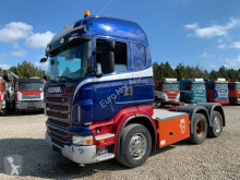 Scania R440 6x2 Highline Hydr. Euro 5 tractor unit