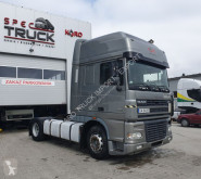 DAF XF 95 430, Steel /Air, Manual, Super space cab tractor unit