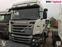 ciągnik siodłowy Scania R490 HIGHLINE
