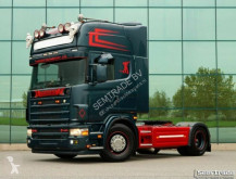 Scania 164L 480 SILVER EDITION - MANUAL - RETARDER - AI tractor unit