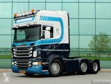 trekker Scania R500 V8 EURO 5 KING MANUAL RETARDER HOLLAND TRUC