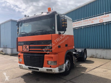 DAF FT 95-380XF COMFORTCAB (EURO 2 / ZF16 MANUAL GEARBOX / ADR-VLG / AIRCONDITIONING) tractor unit